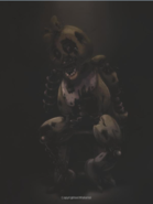 Chica from Survival Logbook