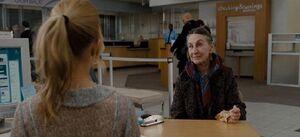 Christine Brown meets Sylvia Ganush
