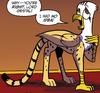 Comic issue 62 Goldstone