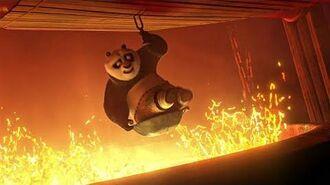 Factory fight scene Kung Fu Panda 2 🐼