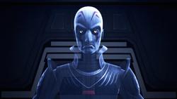 Grand Inquisitor hologram