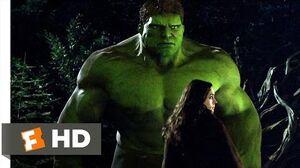 Hulk (2003) - Hulk vs
