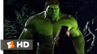 Hulk (2003) - Hulk vs. Hulk Dogs Scene (4 10) Movieclips