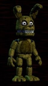 Plushtrap (Five Nights at Freddy's 4)