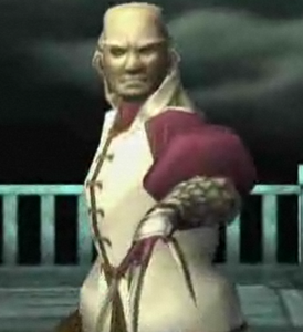 Shadow Hearts Dehuai in game battle