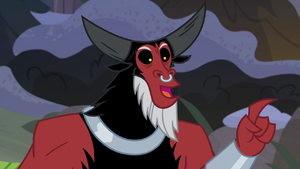 Tirek 'should've seen Twilight's face' S9E8