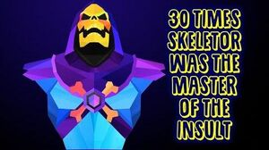 30 Times Skeletor Was The Master Of The Insult