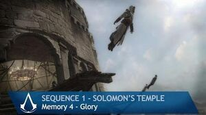Assassin's Creed Walkthrough - Memory Block 1 Solomon's Temple - Memory Glory 4 4