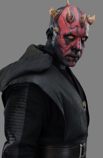 Darth Maul Profil