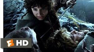 Gollum - The Lord of the Rings The Two Towers (1 9) Movie CLIP (2002) HD