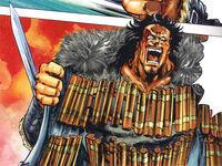 Jackal (manga)