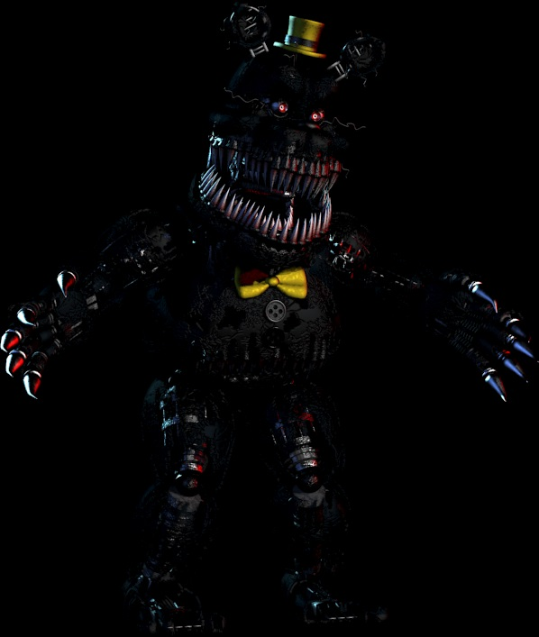 image nightmare fnaf4 jpg villains wiki fandom powered by wikia