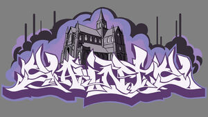 Saints graffiti05