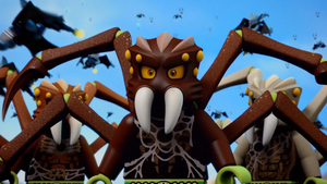 Spider Tribe's Soldiers