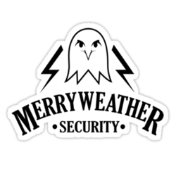 The Merryweather Security Consulting Logo
