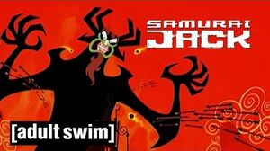 The Story of Aku Samurai Jack Adult Swim