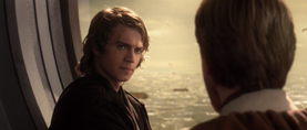 Anakin distrust