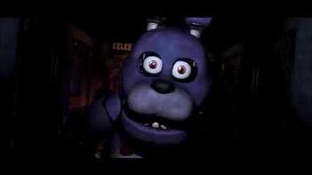 Bonnie's jumpscare