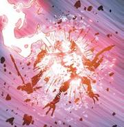 Comic Mutran death