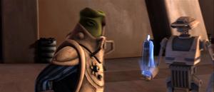 Count Dooku milage
