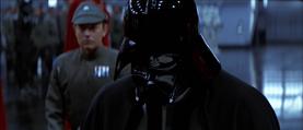 Darth Vader bowing