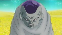 Dragon Ball Z Resurrection of F Frieza is back in hell (HD)