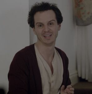 Moriarty as Richard Brook