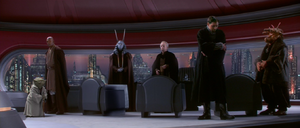 Palpatine meeting