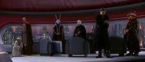 Palpatine meeting