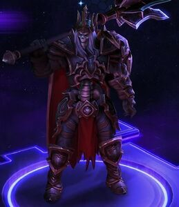 Skeleton King Leoric Skeleton King 1
