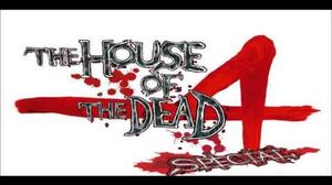 The House Of The Dead 4 Special Music Magician Type-0's Theme Extended HD