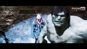The Hulk vs The Abomination 2008 - Fight Sence