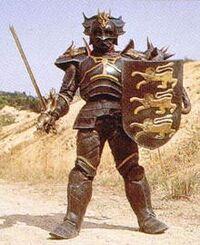 The Knasty Knight