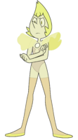 Yellow Pearl gem