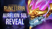 Aurelion Sol Reveal New Champion - Legends of Runeterra