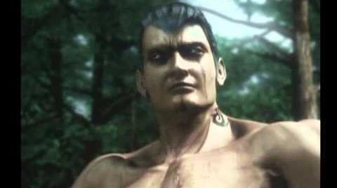 Bryan's ending in Tekken 5