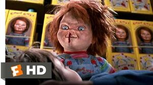 Child's Play 2 (7 10) Movie CLIP - I'm Trapped in Here! (1990) HD
