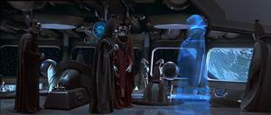 Darth Sidious inquires