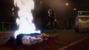Dio dies for good