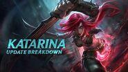 Katarina Preseason Spotlight Gameplay - League of Legends