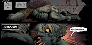 Killer Croc Prime Earth 0006