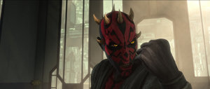 Maul challenges