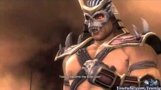"Mortal Kombat 9 ""Raiden Story Mode"" Chapter 16- The Final Part Of Mortal Kombat 9 Story"