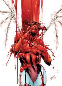 Red Lanterns Vol 1 3 Textless
