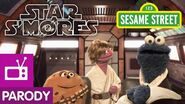 Sesame Street Star S'Mores (Star Wars Parody)