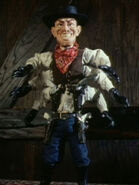 Six-Shooter Puppet Master
