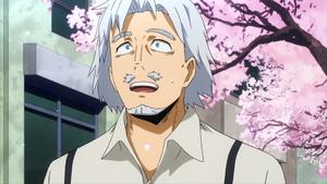22-years-old Danjuro Tobita