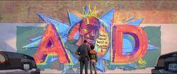 Aaron Davis memorial