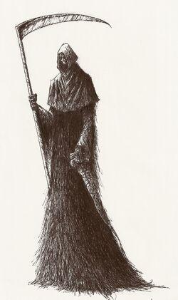 Grim Reaper by Zerahoc
