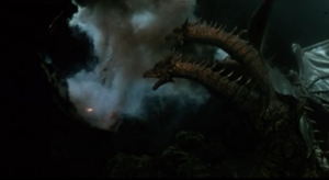 King Ghidorah (Rebirth of Mothra III) 20